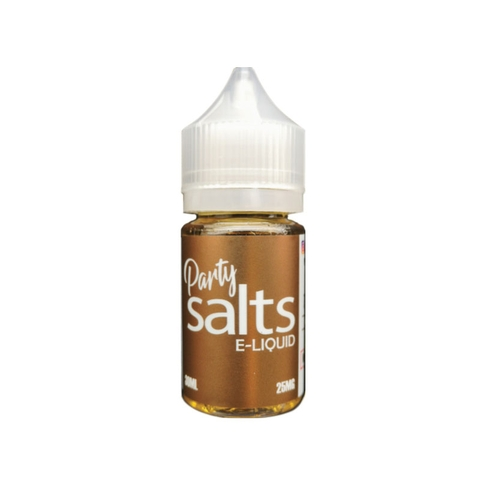 Havana Gold by Party Salts (30ml) (Thuốc lá Havana)