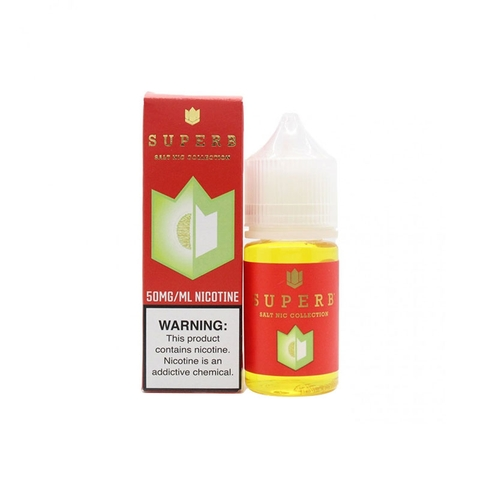 Honeydew Chew Salt Nic by SuperB (30 ml) (Kẹo dưa)