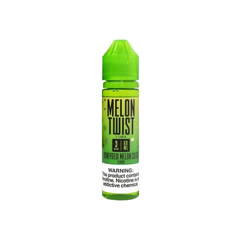 Honeydew Melon Chew by Twist E-Liquid (60 ml) (Nước chanh dưa mật)