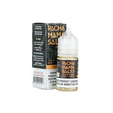 Icy Mango Salt Nic by Pachamama (30 ml) (Xoài lạnh)