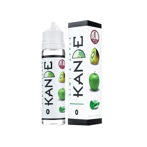Kande By Frisco (60ml) (Kẹo táo kiwi)