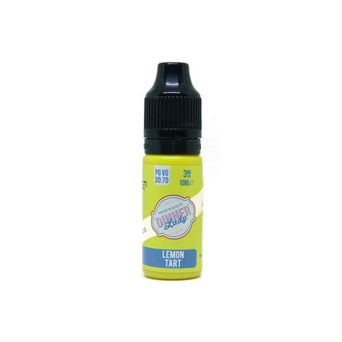 Lemon Tart Multi Summer Holidays by Dinner Lady (10 ml) (Bánh tart chanh)
