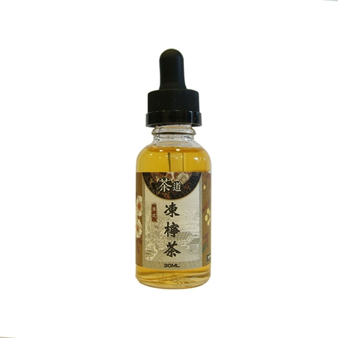 Lemon Tea Salt Nic by Cha Dao (30ml) (35mg) (Hồng trà chanh)