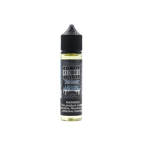 Liquid Swords by Off The Record (60ml) (Smoothie dâu chuối)