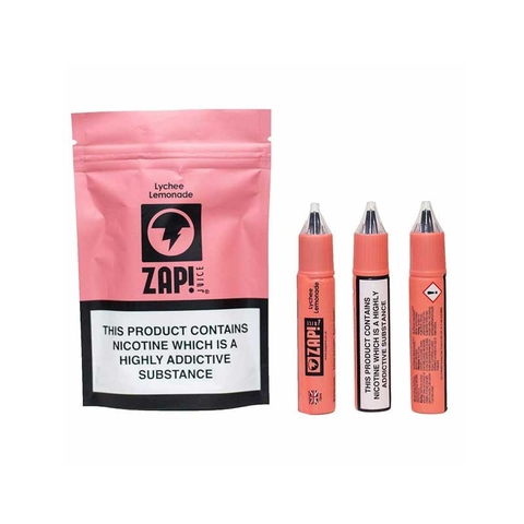 Lyche Lemonade by Zap (30ml)