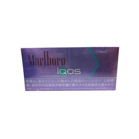 Marlboro heatstick for IQOS - Purple Menthol