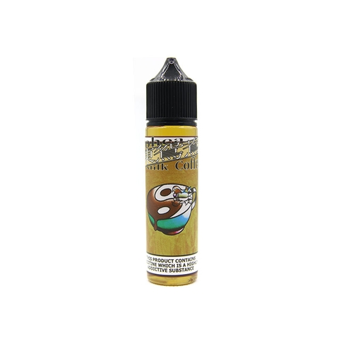 Milk Coffee by Wizman (60ml) (Cà phê sữa)
