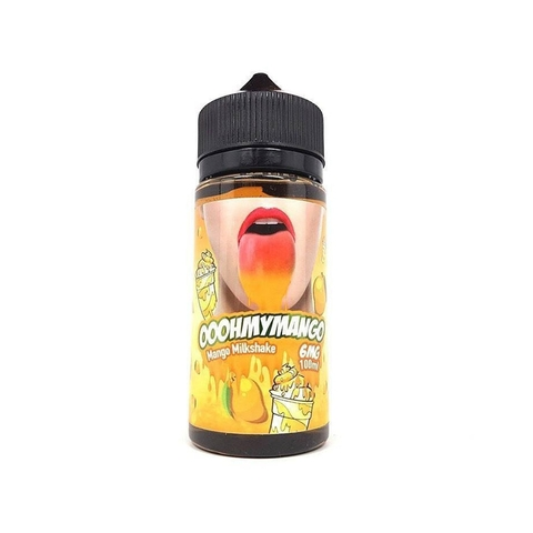 Oooh My Mango - Twisted Treats by Liquid EFX (100ml) (Xoài sữa)