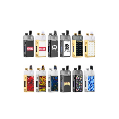 OrChid Pod Mod by Orchid Vapor x Squid Industries