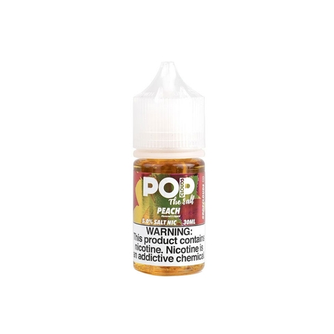 Peach Salt Nic by PoP Clouds (30ml) (Kẹo đào)
