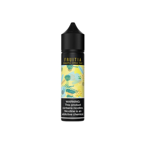 Pineapple Citrus Twist  by Fruitia (60ml)(Dứa xoài quýt)