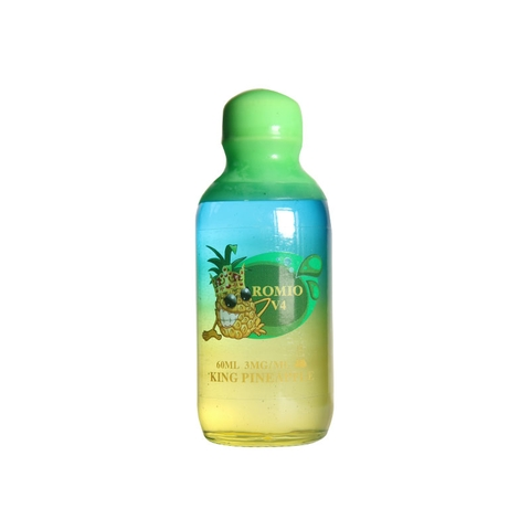 Romio V4 King Pineapple By Romio (60ml) (Dứa chua lạnh)