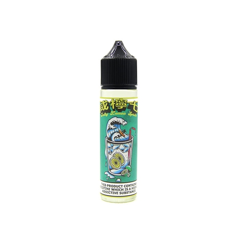 Salty Lemon Spirit by Wizman (60ml) (Nước chanh muối)