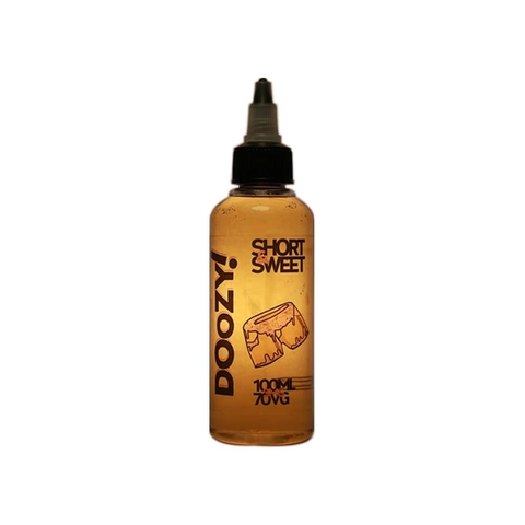 Short and Sweet by Doozy Cloud (100ml)
