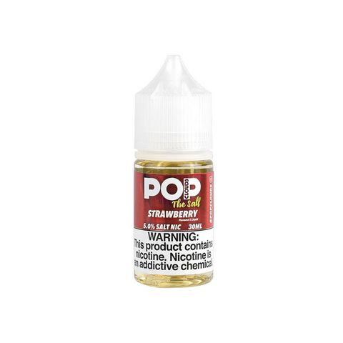 Strawberry Salt Nic by PoP Clouds (30ml) (Kẹo dâu)