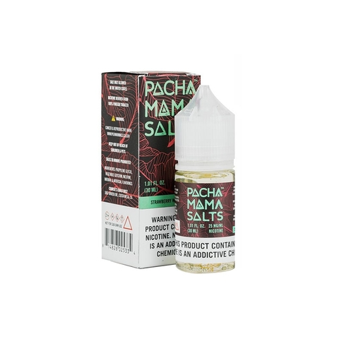 Strawberry Watermelon Salt nic by Pachamama (30 ml) (Dâu dưa hấu)