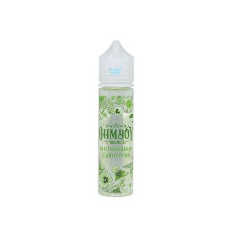 Sweet Water Grape & White Peach by OhmBoy (60ml) (Nho bạch đào)
