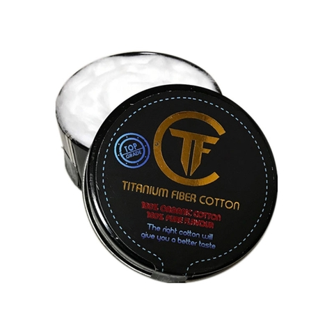 Titanium Fiber Cotton