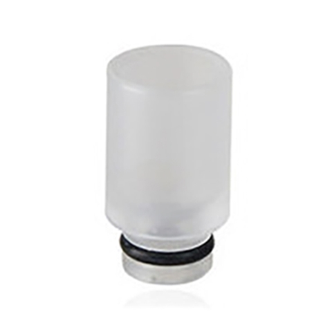 Transparent Acrylic Wide Bore Drip Tip
