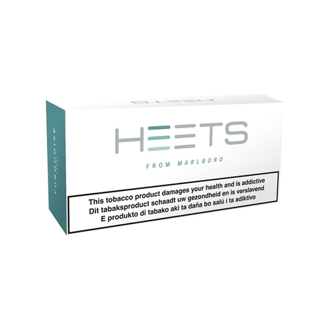 Turquoise Label by HEET