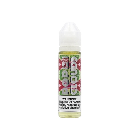 Watermelon Flavor by PoP Clouds (60ml) (Kẹo dưa hấu)