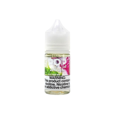 Watermelon Salt Nic by PoP Clouds (30ml) (Kẹo dưa hấu)