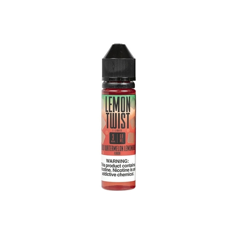 Wild Watermelon Lemonade by Twist E-Liquid (60 ml) (Nước chanh dưa hấu)