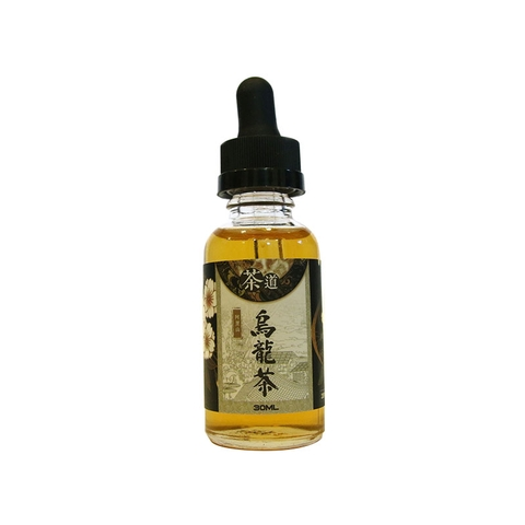 WuLong Tea Salt Nic by Cha Dao (30ml) (35mg) (Trà Ô Long)