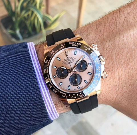 Đồng hồ ROLEX Cosmograph Daytona Oyster Men's Watch 116518 size 40mm