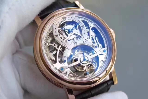 Breguet Classique Complications Tourbillon Skeleton