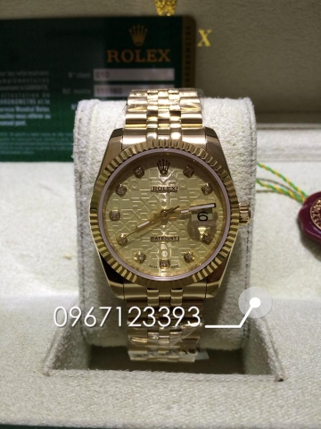 Rolex date just super fake tp hcm
