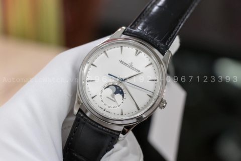 Đồng hồ Jaeger Lecoultre Replica Master Ultra Thin Moon white