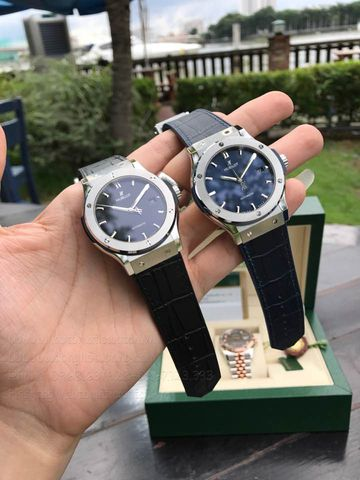 Đồng hồ Hublot Classic Fusion Grey Dial Automatic Men's Watch 542.NX.7071 size 42mm