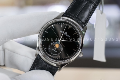 Đồng hồ Jaeger Lecoultre Replica Master Ultra Thin Moon Black