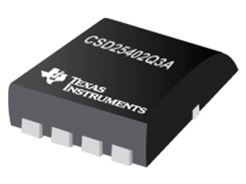 P-Channel NexFET Power MOSFET - CSD25402Q3A