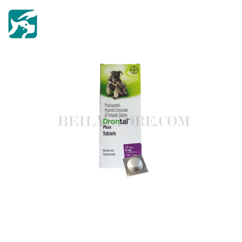 Tẩy giun Drontal Plus Bayer