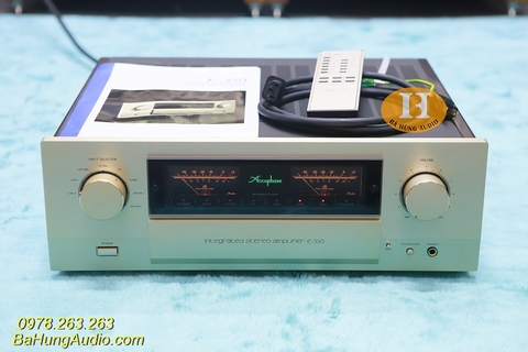 Amply Accuphase E350 Đẹp xuất sắc
