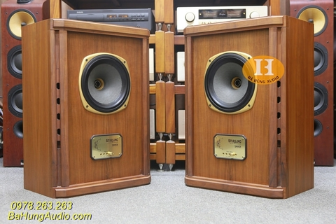 Loa Tannoy Stirling TWW đẹp xuất sắc