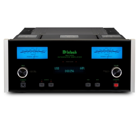 MCINTOSH MA7200 INTEGRATED AMPLY