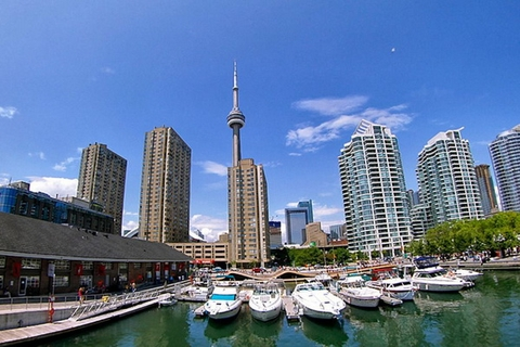 TOUR CANADA: TORONTO-KINGSTON-THOUSAND ISLAND-NIAGAVA FALL-VANCOUVER-VICTORIA 9N8Đ