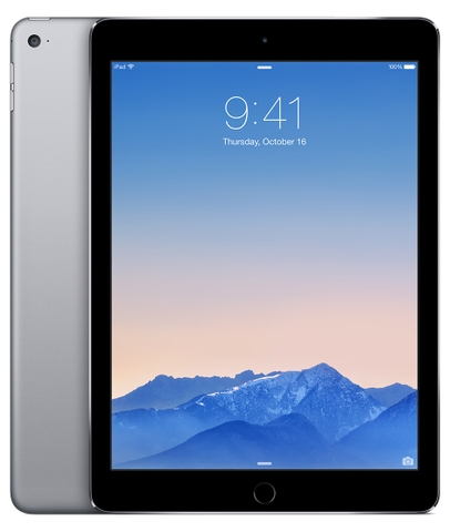 Ipad air 2 16G Gray 4G