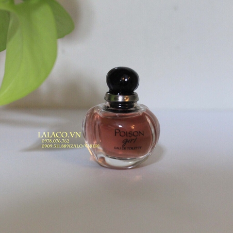 [ Mini No Box ] Nước hoa Nữ Dior Poison Girl 5ml