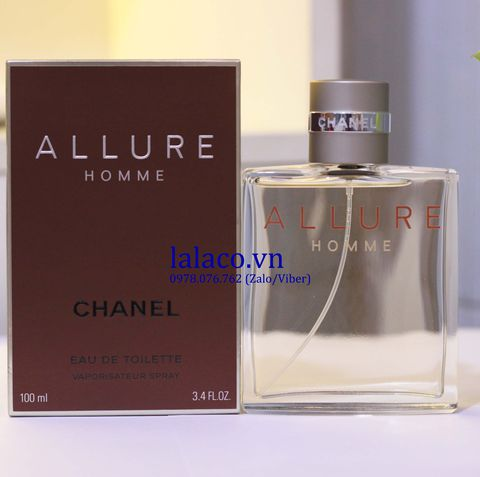 Nước hoa Nam Chanel Allure Homme 100ml