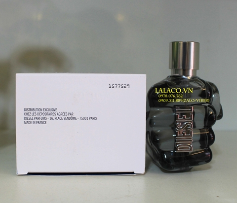Nước hoa Nam Diesel Only The Brave 75ml