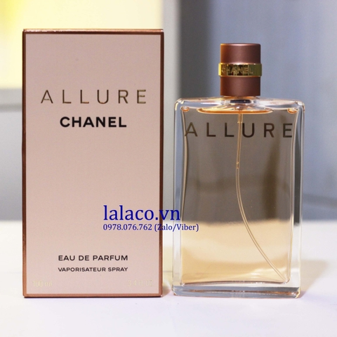 Nước hoa Nữ Chanel Allure For Women EDP 100ml