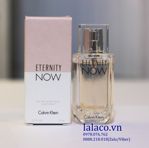 Nước hoa Mini CK Eternity Now For Women 15ml