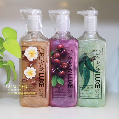Nước Rửa Tay Bath & Body Works Hand Soap Foaming 236ml