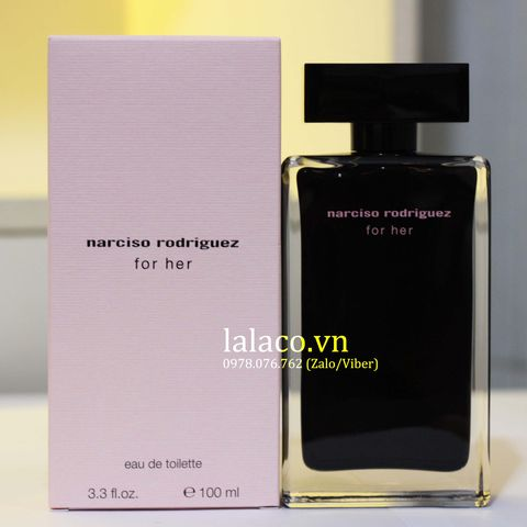 Nước hoa Narciso Rodriguez For Her EDT 100ml