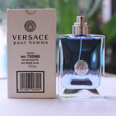 Tester Versace Pour Homme 100ml