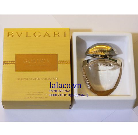 Nước hoa nữ Bvlgari Goldea For Women EDP 25ml